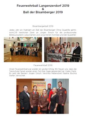 Zusammenfassung Bisamberg und Langenzerdorf