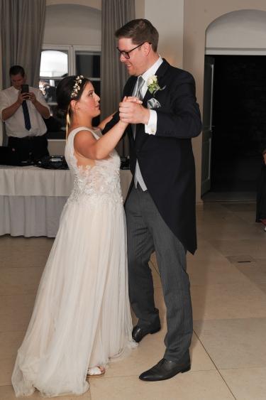 Maria und Simon Tanz